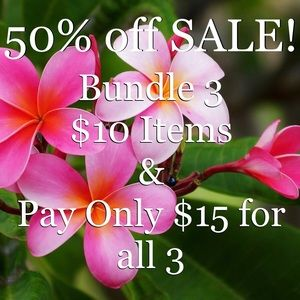 Other - 50% OFF SALE! Limited time ONLY!!! Great deal $15!